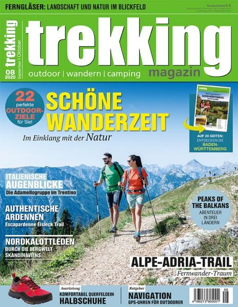 trekking-Magazin 08/2020