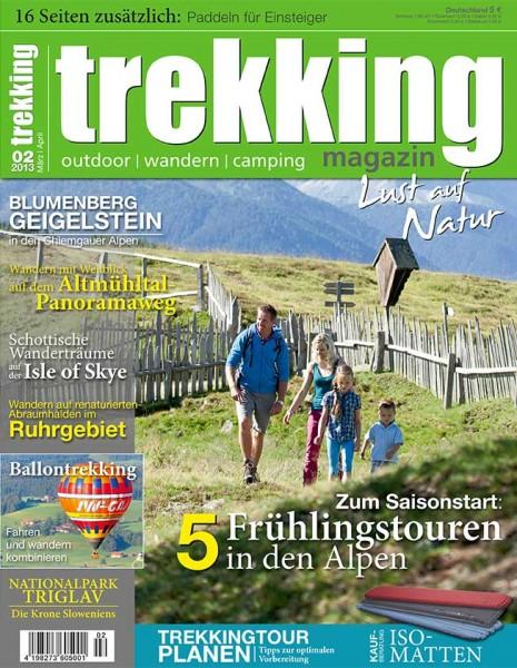 trekking-Magazin 02/2013