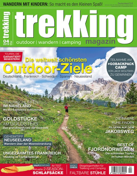 trekking-Magazin 04/2019