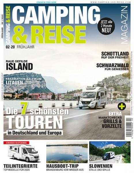 CAMPING & REISE Magazin 02/2020