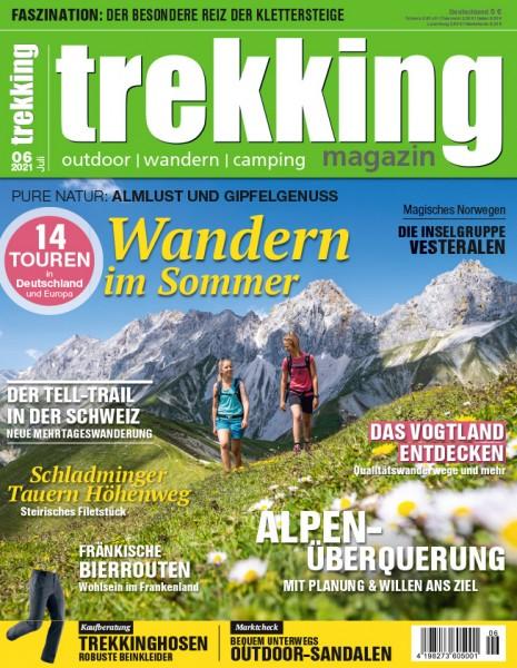 trekking-Magazin 06/2021