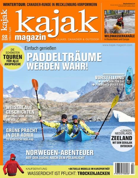 kajak-Magazin 02/2020