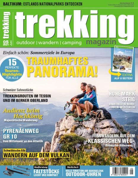 trekking-Magazin 05/2021