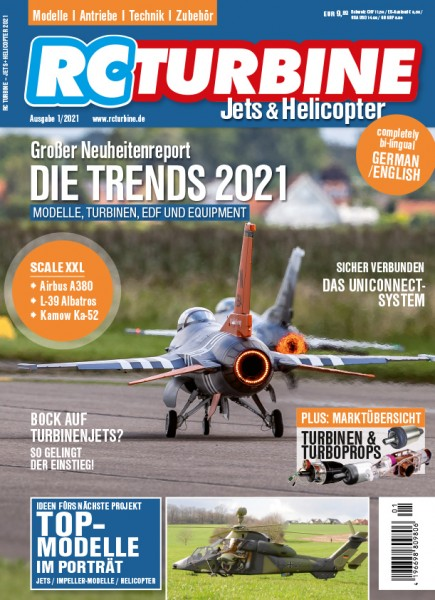 RC TURBINE Jets & Helicopter 2021