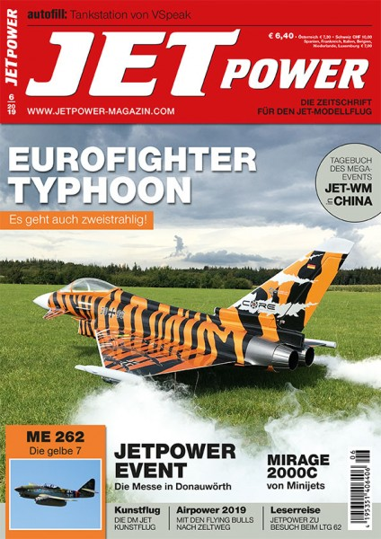 JetPower 06/2019