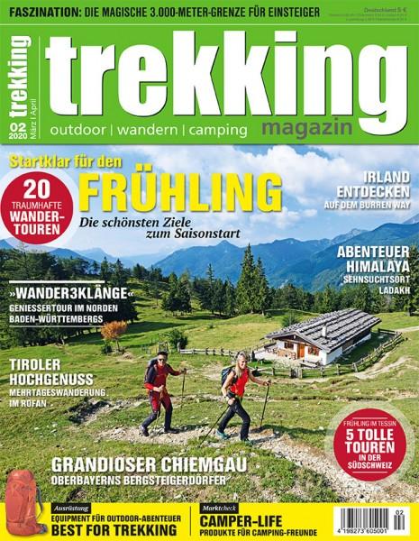 trekking-Magazin 02/2020