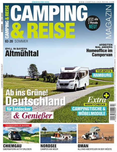 CAMPING & REISE Magazin 03/2020
