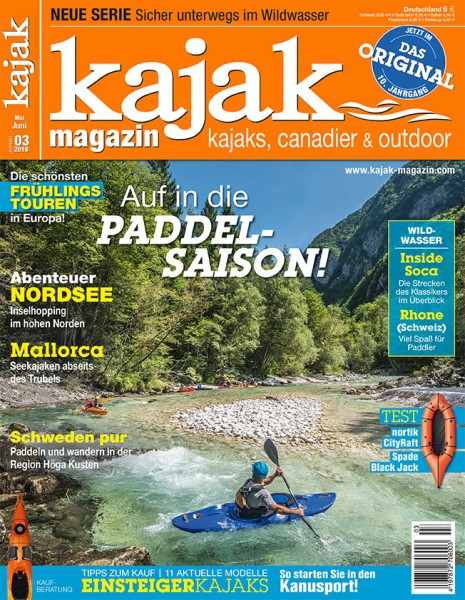 kajak-Magazin 03/2018