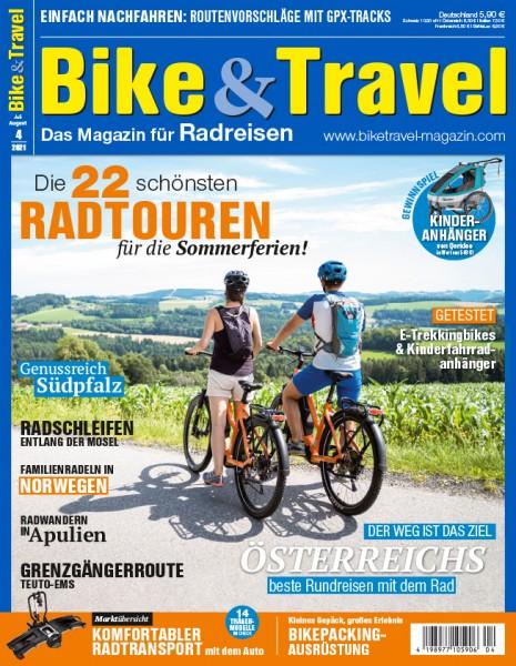 Bike&Travel Magazin 04/2021