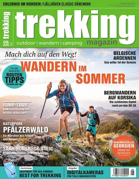 trekking-Magazin 06/2020