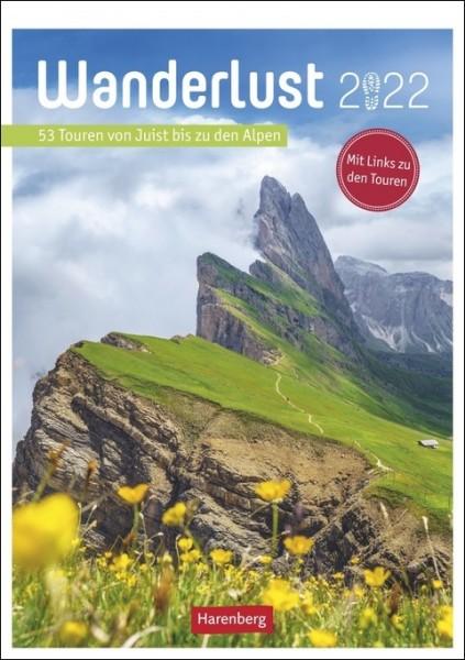 Kalender Wanderlust 2022