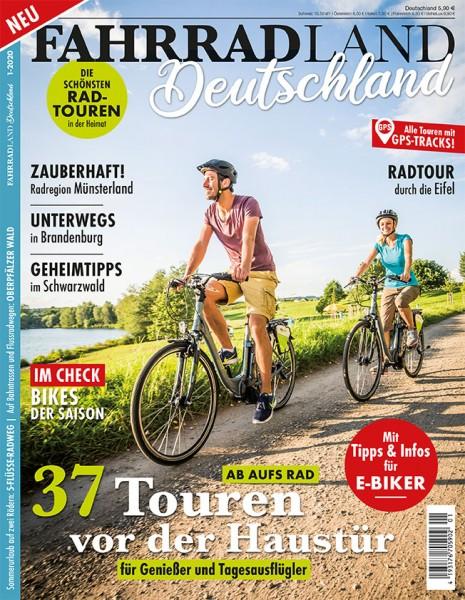FAHRRADLAND Deutschland Magazin 01/2020