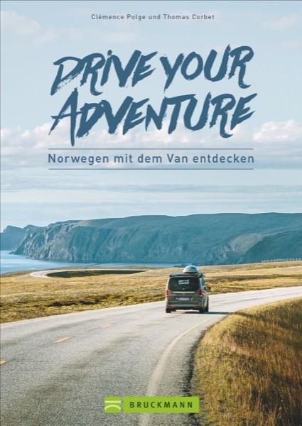 Drive your adventure Norwegen mit dem Van entdecken