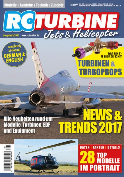 RC TURBINE Jets & Helicopter 2017