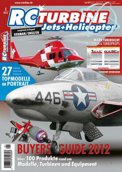 RC TURBINE Jets & Helicopter 2012