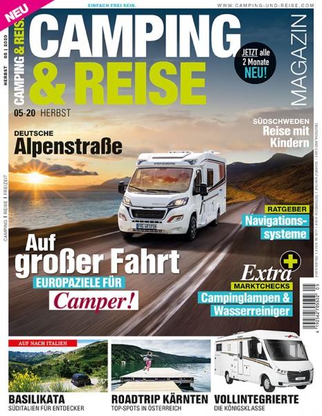 CAMPING & REISE Magazin 05/2020