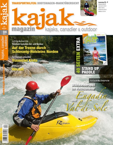 kajak-Magazin 04/2011