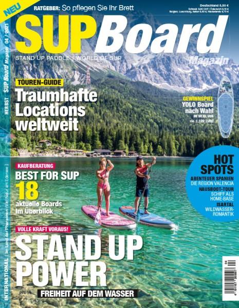 SUP Board Magazin 04/2021