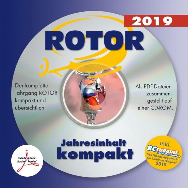 ROTOR Jahrgangs-CD 2019