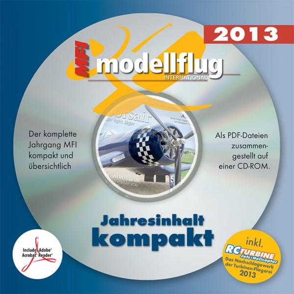 MFI Magazin Jahrgangs-CD 2013
