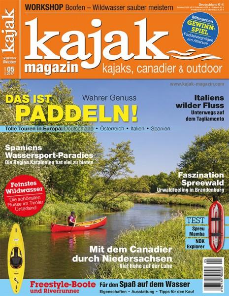 kajak-Magazin 05/2017
