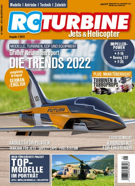 RC TURBINE Jets & Helicopter 2022