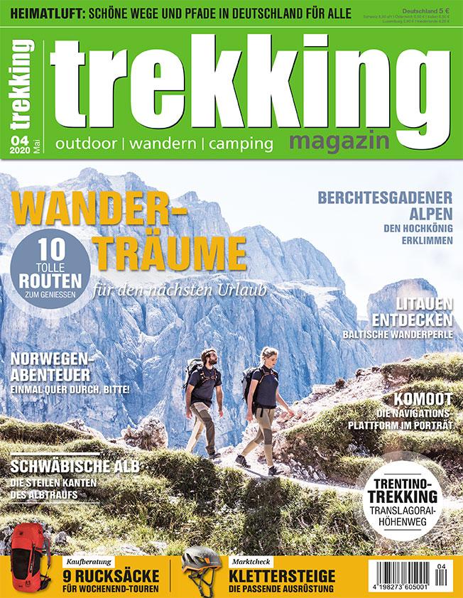 trekking-Magazin 04/2020