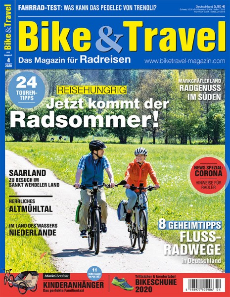 Bike&Travel Magazin 04/2020