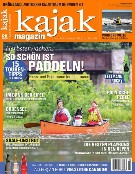 kajak-Magazin 06/2020