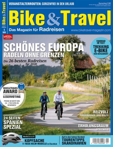 Bike&Travel Magazin 01/2020