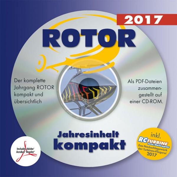 ROTOR Jahrgangs-CD 2017