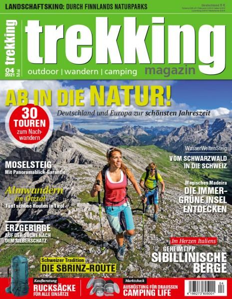 trekking-Magazin 04/2021