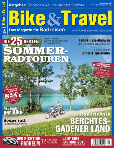 Bike&Travel Magazin 04/2018
