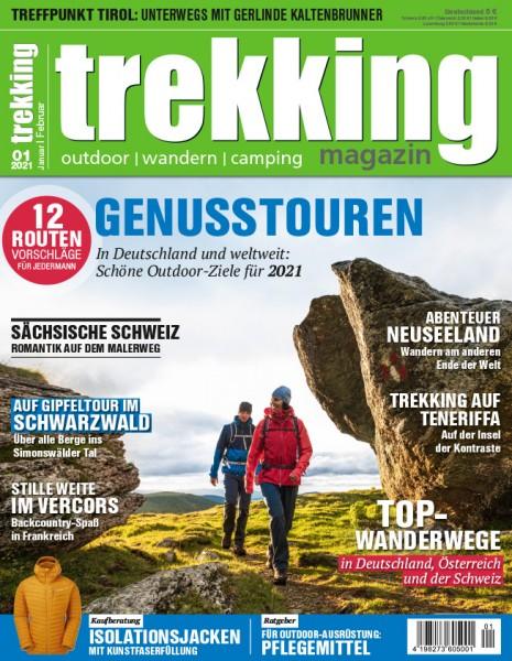 trekking-Magazin 01/2021