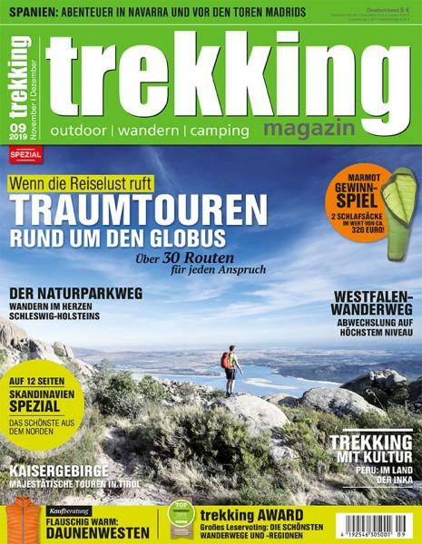 trekking-Magazin 09/2019