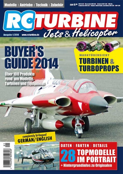 RC TURBINE Jets & Helicopter 2014