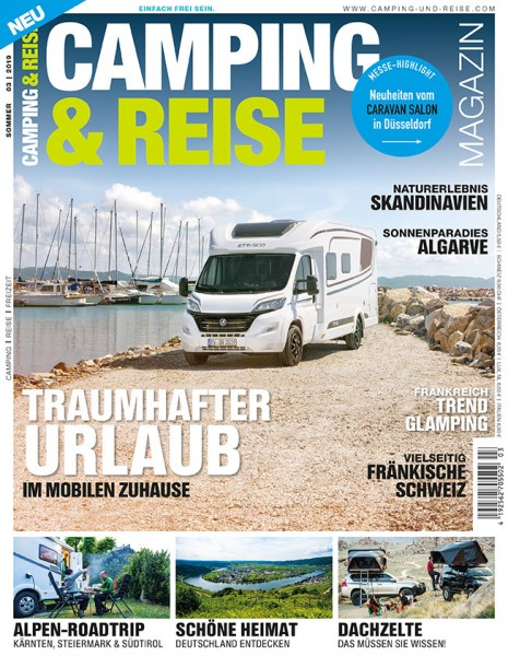 CAMPING & REISE Magazin 03/2019