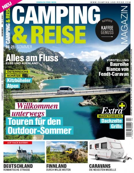 CAMPING & REISE Magazin 04/2021