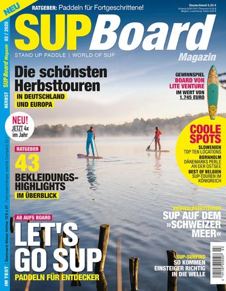SUP Board Magazin 03/2020