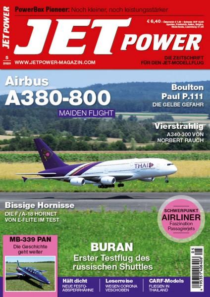 JetPower 05/2020