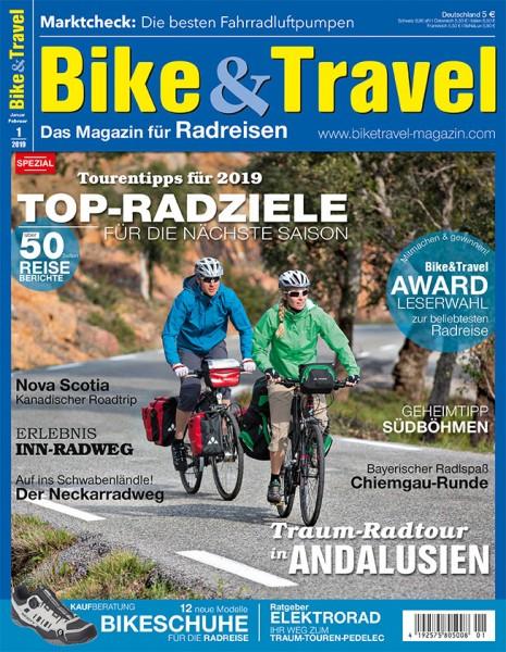 Bike&Travel Magazin 01/2019