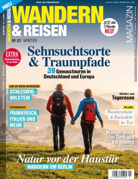 WANDERN & REISEN Magazin 01/2021