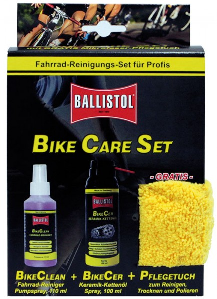 Ballistol Bike Care Set