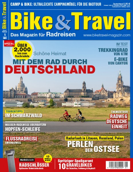 Bike&Travel Magazin 01/2021 Download