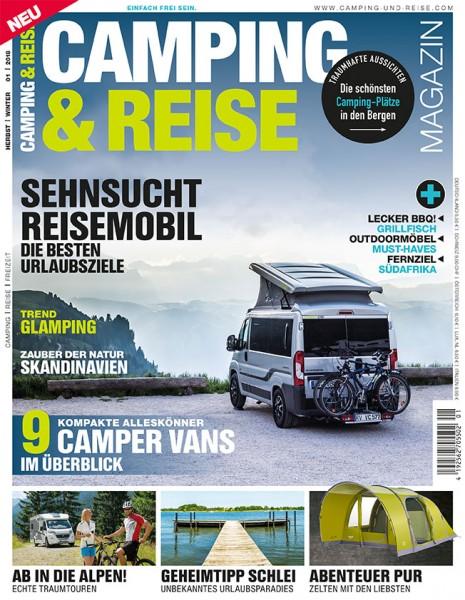 CAMPING & REISE Magazin 01/2018