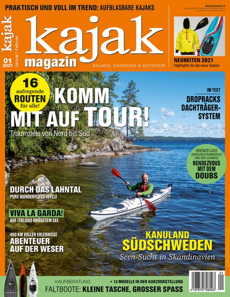 kajak-Magazin 01/2021