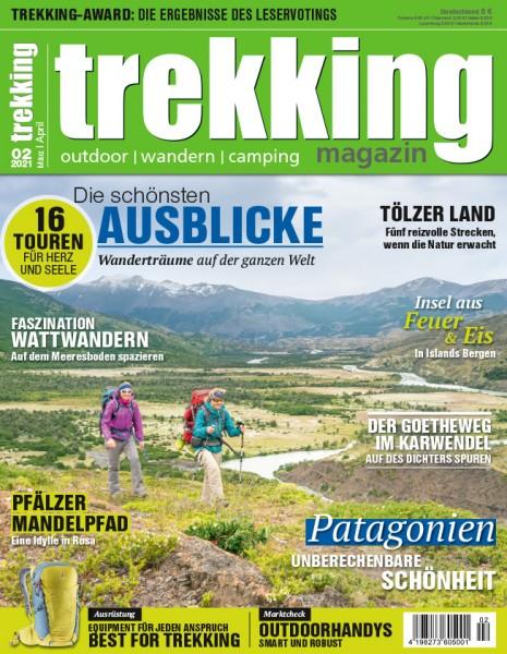 trekking-Magazin 02/2021