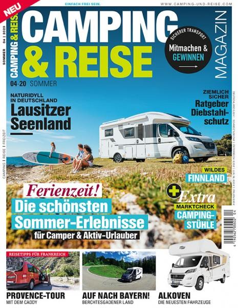 CAMPING & REISE Magazin 04/2020