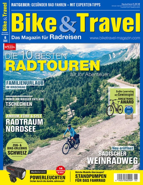 Bike&Travel Magazin 06/2020