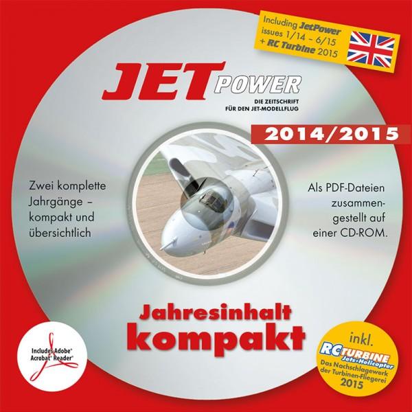 JetPower Jahrgangs-CD 2014-2015
